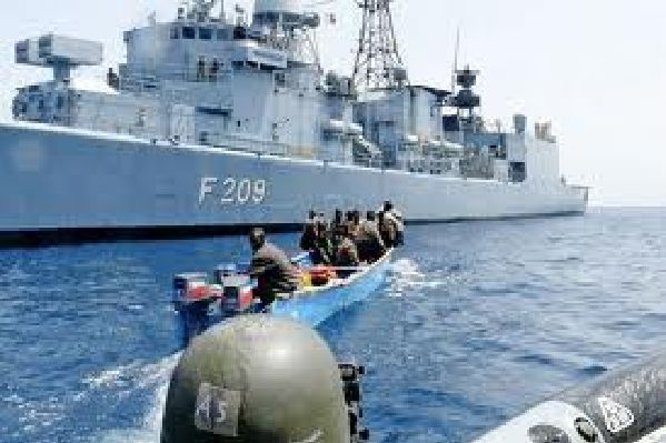 Somali pirate attack thwarted by EU Naval Force