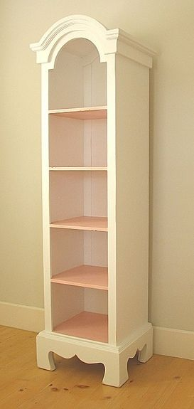 This is so cute, but so expensive! Farmhouse Bookcase on rosenberryrooms.com