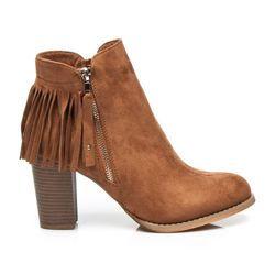 Boho semišové boty https://cosmopolitus.eu/product-cze-46492-ZAMSZOWE-BOTKI-BOHO.html #podpatek #boty #modní #trasne #post #nejlepsí #levne #Boho