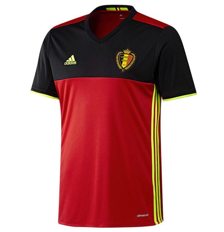 Belgien matchtröja hemma 2016-2017