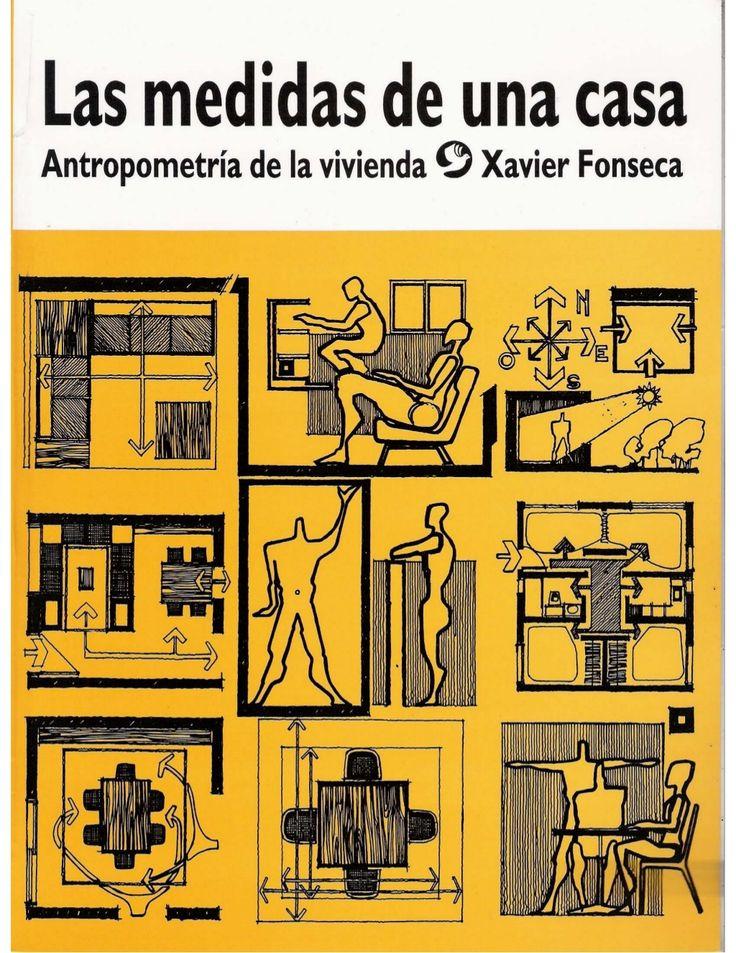 Las medidas de una casa- Xavier Fonseca