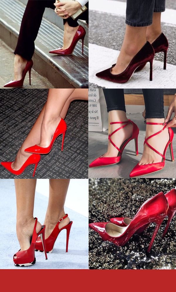 658cc1211b7 Only in red! trendy shoes collection #fashion #heels #sandals ...