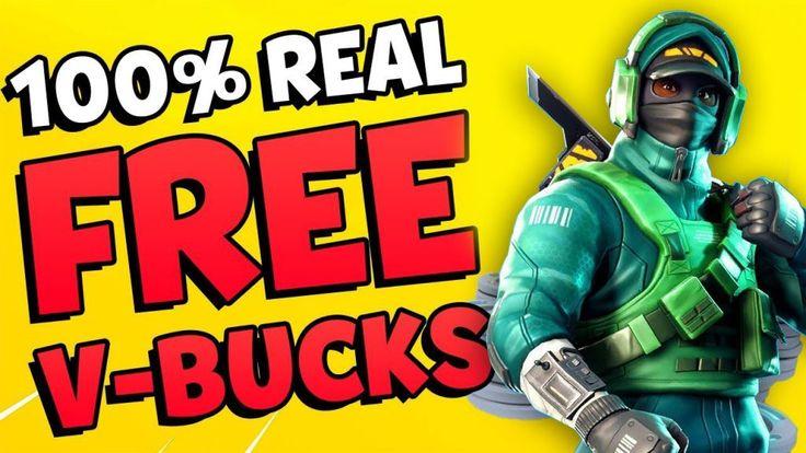 Fortnite free v bucks no human verification fortnite