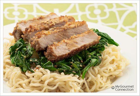 Crispy Five-Spice Pork Chops   Recipe   Pork, Cooking and Ramen