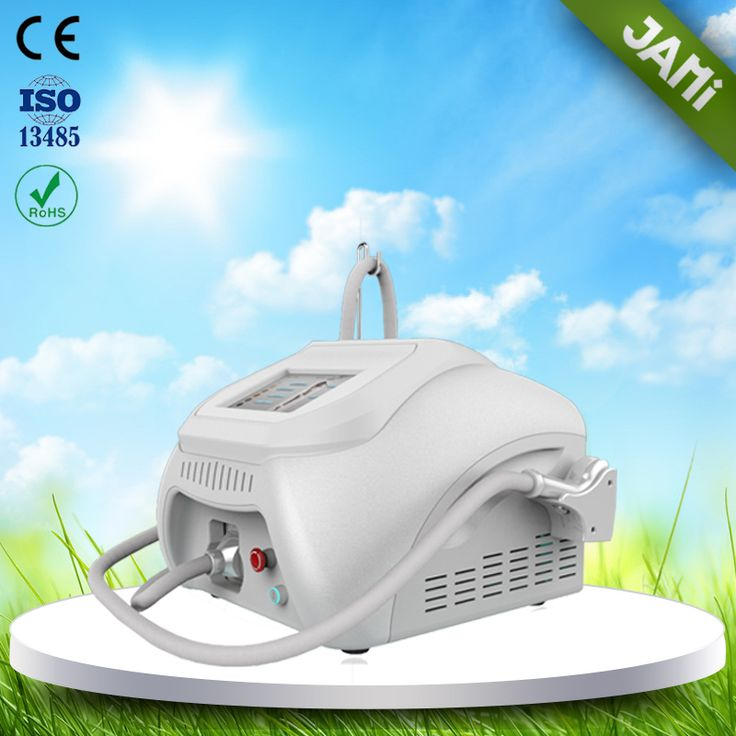 Custom portable 810nm diode laser hair removal permanent machine