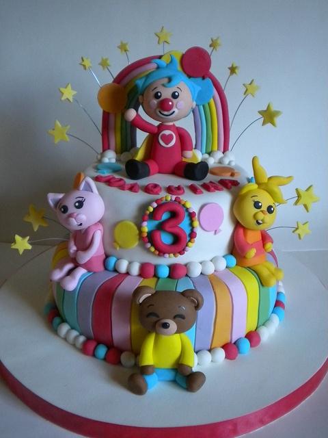 Torta Payaso Plim Plim | Flickr: Intercambio de fotos