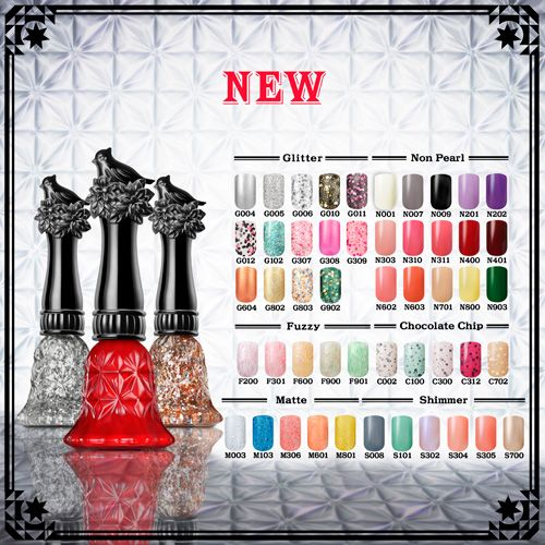 Anna Sui bells ring nail color