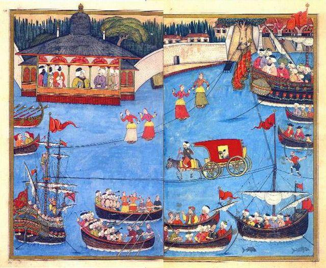 18. Yüzyılda İstanbul'un Değişen Çehresi