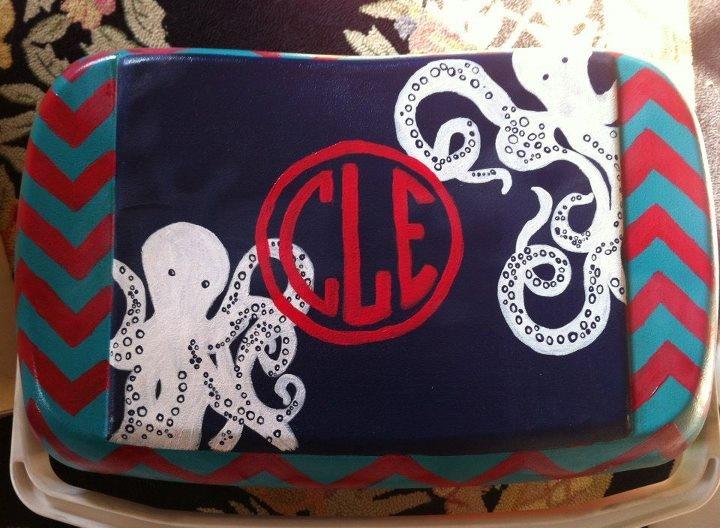 handle cooler top –> pink – pi phi & sorority life