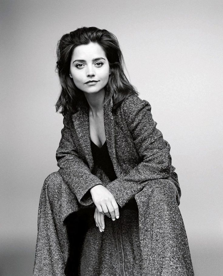 Jenna Coleman - Photoshoot for Glamour UK - October 2016 pinterest: @ashlin1025