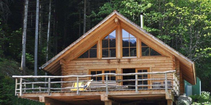 Blockhaus Schwarzwald Hütte