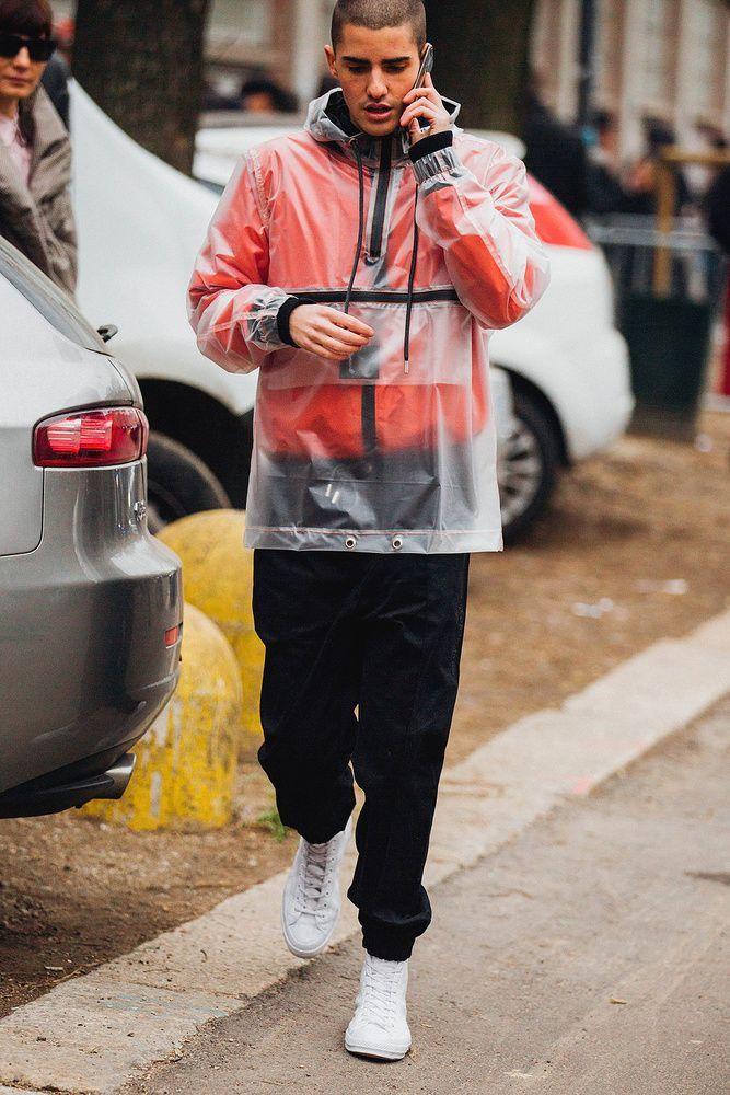 Street Style Milan Fashion Week Mens 2018 #MensFashionBeard