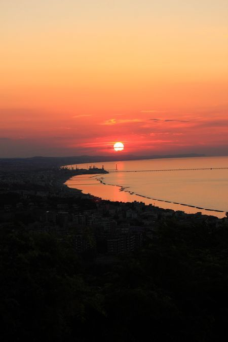 Ancona, Marche, The Marches, Italy - Sun -Photo by Celo Risi -  #destinazionemarche #marche #ancona इटली  意大利 Italujo イタリア Италия איטאליע إيطاليا