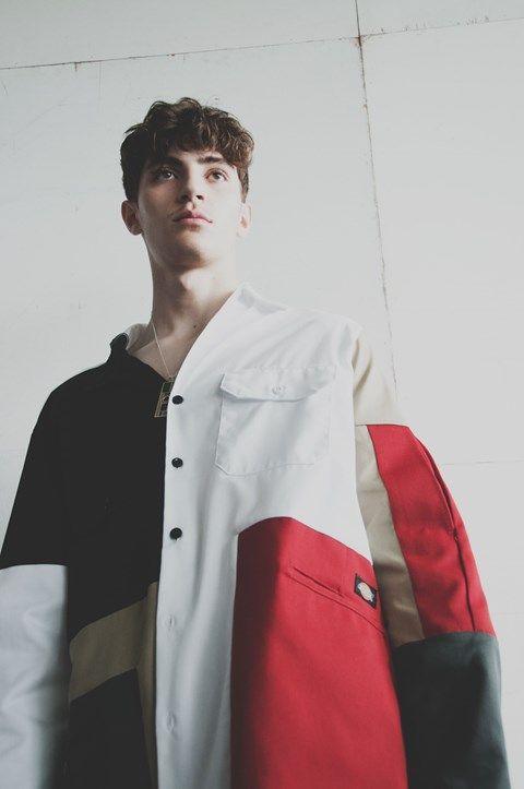 Liam Hodges SS17 Menswear