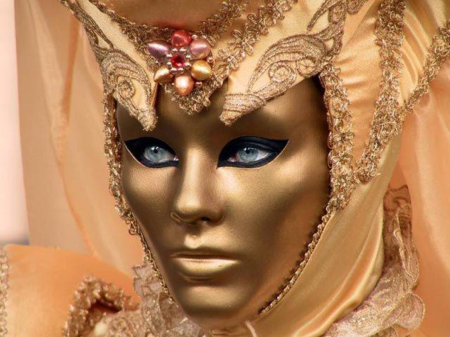 Venetian Carnival Masks | Venice Carnival - Masks - Portal da Arte
