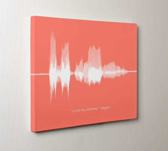 17 Best Images About Soundwaves On Pinterest: christmas ideas for mothers