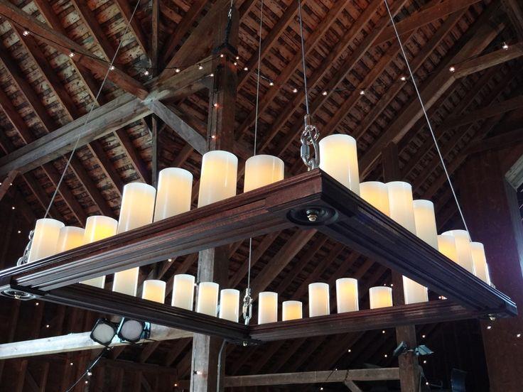 LED styling @ your wedding #LED #Chandelier #lights #safe #kissesandcake  Read more about styling with LED http://www.kissesandcake.com.au/blog-diy/2014/11/24/led-candles