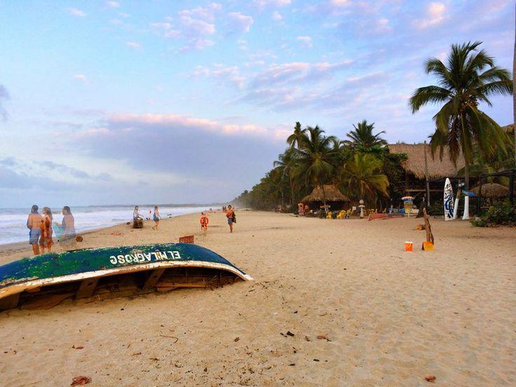 palomino Colombia beach