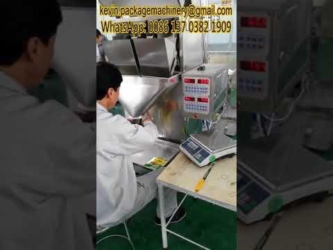 100g-5kg Rice Feed Pellet Packaging Machine Sugar wood pellet bagging machines