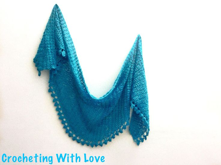 New spring shawl ☺️