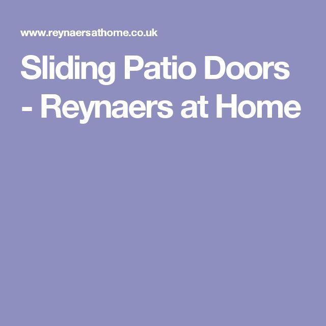 1000 Ideas About Sliding Patio Doors On Pinterest Wood