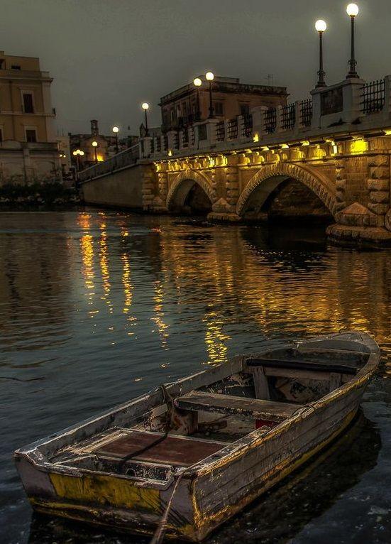 Taranto-(Italy). by Ciro Santopietro .