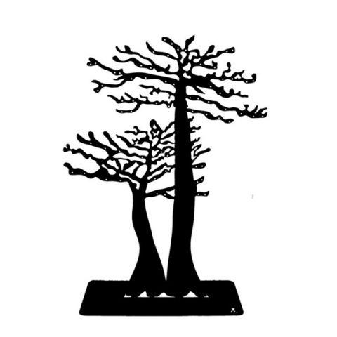 ENVIE DU JOUR L'arbre à bijoux Baobab de Michèle Bonte disponible, ici,  http://www.precieux-shopping.fr/arbres-a-bijoux/211-baobab.html
