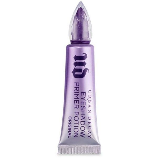 Urban Decay Original Eyeshadow Primer Potion found on Polyvore featuring beauty products, makeup, eye makeup, eyeshadow, beauty, cosmetics, urban decay, original, urban decay eye shadow and urban decay eyeshadow