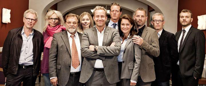 Borgen: El Ala Oeste de Escandinavia