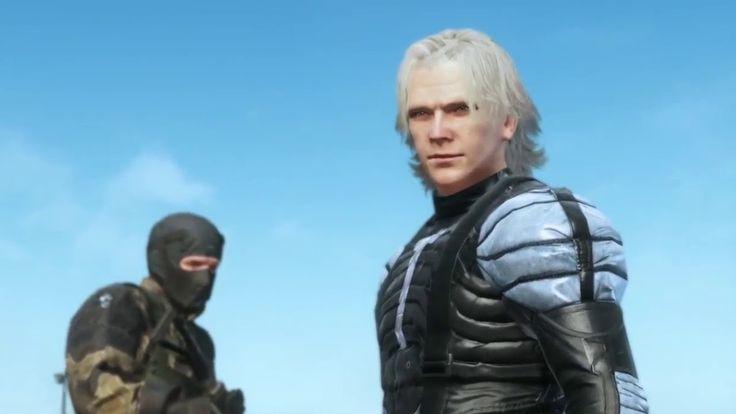 Metal Gear Solid 2 - Metal Gear Solid V Style #MetalGearSolid #mgs #MGSV #MetalGear #Konami #cosplay #PS4 #game #MGSVTPP