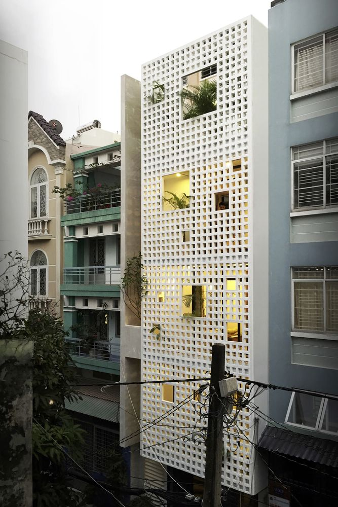 Galería de Casa Q10 / Studio8 Vietnam - 14