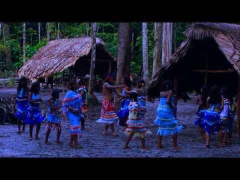 ▶ KAYENTE & KURUPA - KIRIKHAIBANA gefilmd in het Indiaanse dorp Powakka september 2013