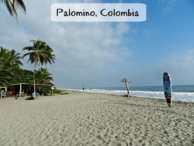 Palomino | Colombia | Backpacking