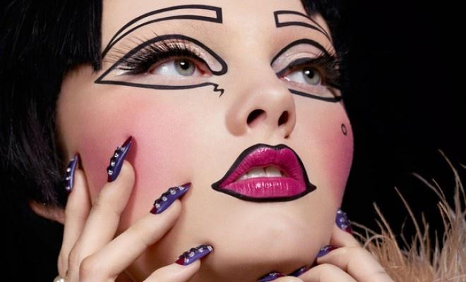 Alex Box maquillaje 6