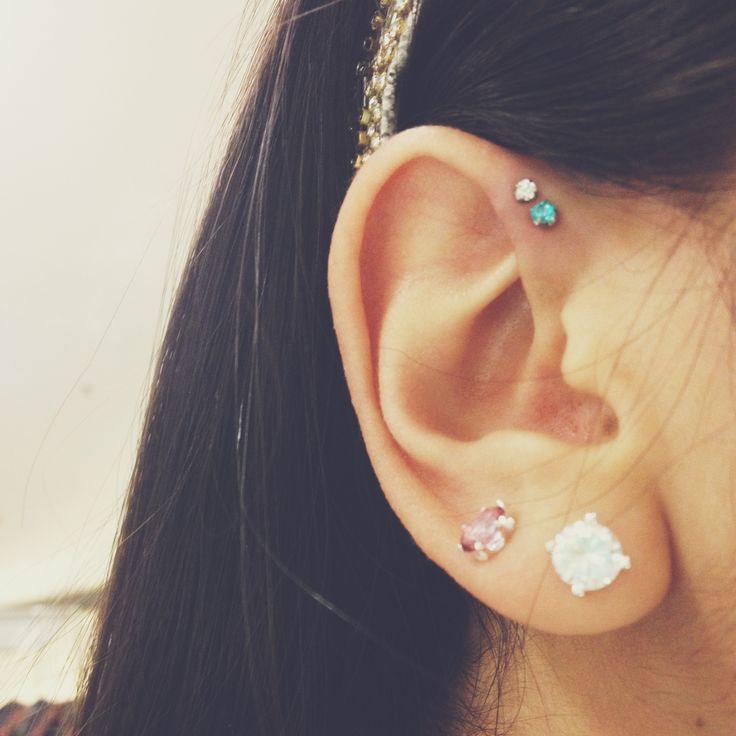 forward helix piercing :) ok I'm covinced. Getting this done soon!