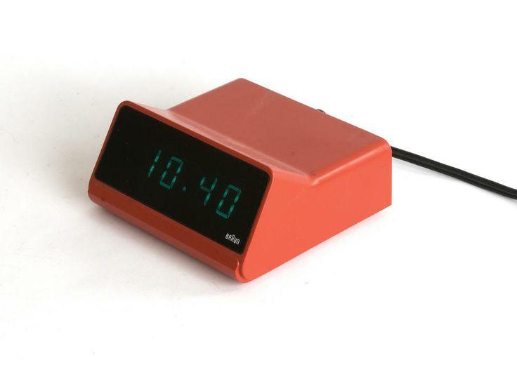Braun Clock Led Dn 40 Inspire Prototype Pinterest