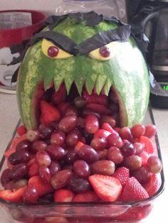 Hulk Party on Pinterest | Hulk Birthday, Incredible Hulk Party and ...
