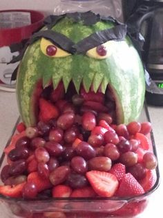 Hulk Party on Pinterest | Hulk Birthday, Incredible Hulk Party and ...