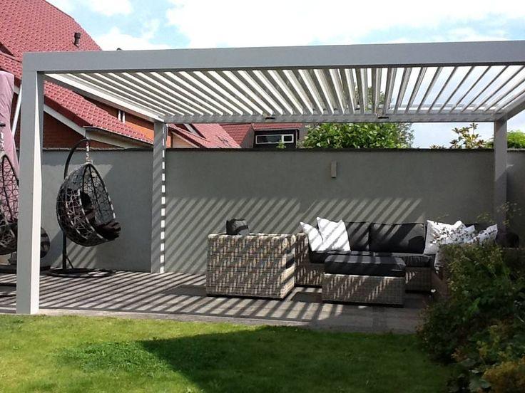 Lamellen overkappingen - Zonwering - Tuin - Wonen.nl