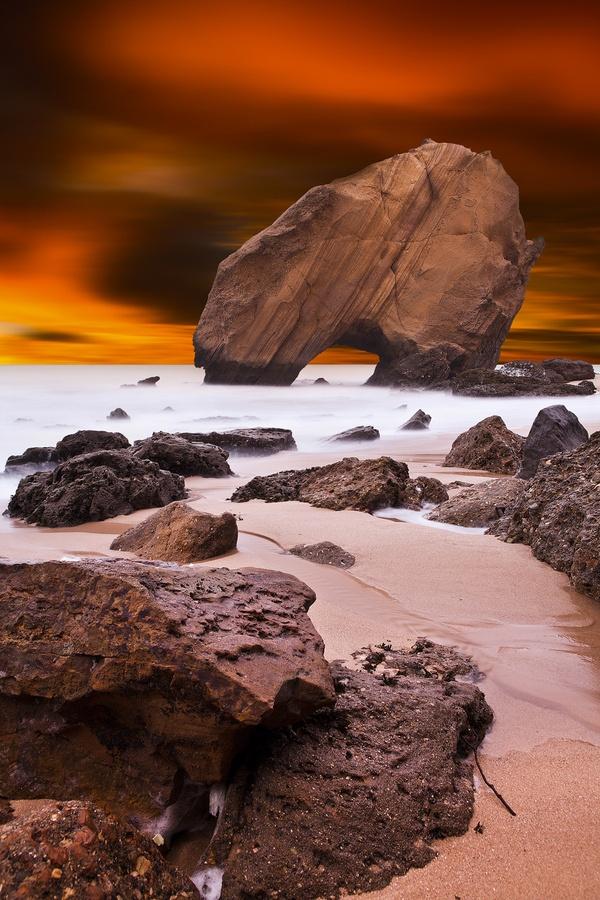 Best Landscape image I've seen anywhere in a long while: Photos, Landscape Image, Jorge Maia, Earth S Beauty, Photography Art Etc, Uranus Fury, Santa Cruz, Portugal, Beautiful Nature