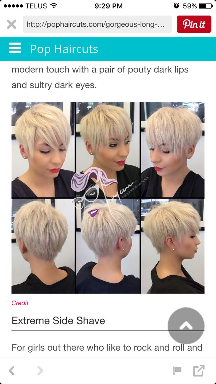 how to cut a pixie cut on fine hair