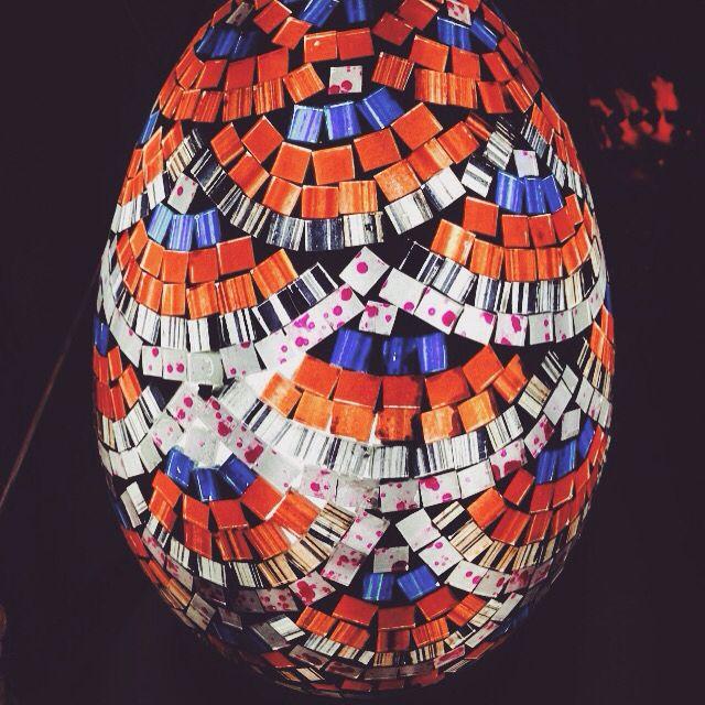 12 best l mparas images on pinterest paper lamps - Decoracion con lamparas ...