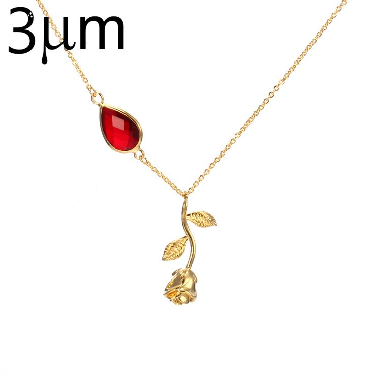 """""""Exclusive Rose Flower"""" Beauty and The Beast Pendant Necklace  Price: 11.60 & FREE Shipping  Get it here ---> https://thegiftscafe.com/beauty-and-the-beast-final-rose-flower-necklace-for-women-la-bella-y-la-bestia-personalized-birthstone-bella-y-bestia-jewelry/ Like Our FB Page --> https://www.facebook.com/EazyDevices/  #gadgets"""