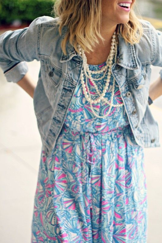 Lilly Pulitzer for Target Maxi Dress