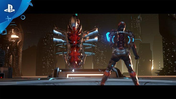 MATTERFALL - PS4 Gameplay Trailer | E3 2017