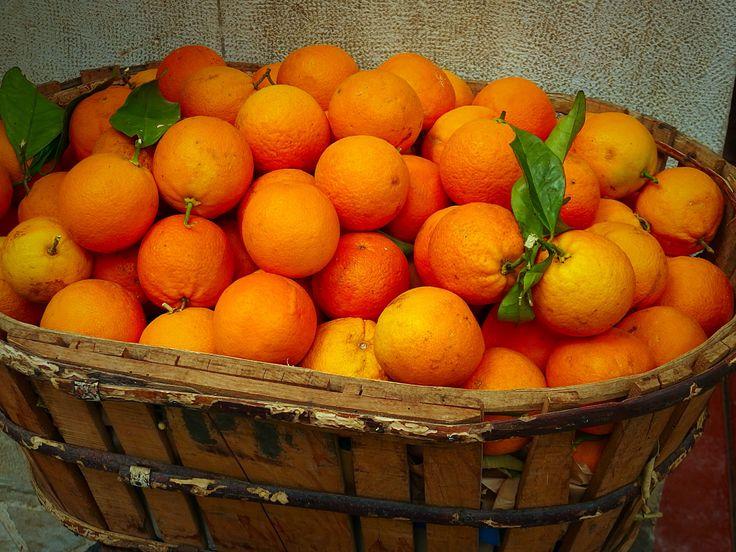 Orange appelsiini
