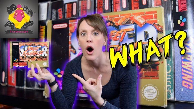 SNES GAME BARGAIN | Super Street Fighter 2 PAL boxed Super Nintendo find...