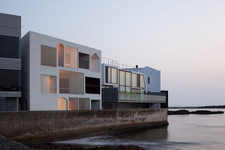 Gallery of Nowhere but Sajima / Yasutaka Yoshimura Architects - 1