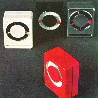 Richard Sapper, clock