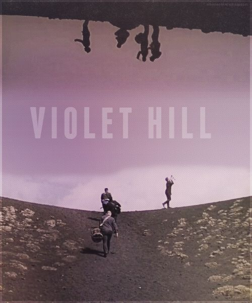Confusing Violet Hill